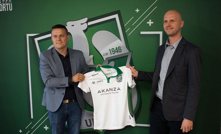 AZS UMCS Lublin i Akanza łączą siły